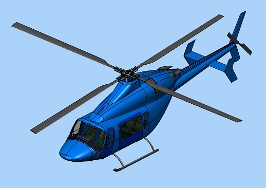 Iran National Helicopter – 14 Composite 2